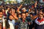 The protests follow the approval of legislation that many in the far-flung northeast believe will give citizenship to large numbers of immigrants from neighbouring Bangladesh