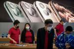 Apple says it sees a slower-than-anticipated return to normal conditions in China -- where in both manufactures and sells products -- due to the coronavirus epidemic
