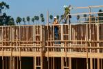 US homebuilding remains strong, but the coronavirus outbreak has already caused mortgage applications to drop