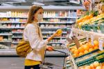 coronavirus pandemic means shopping for food as infrequently as possible