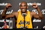 The death of Kobe Bryant shocked fans and players around the world