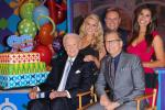 The Price Is Right: Bob Barker, Rachel Reynolds, George Gray, Drew Carey and Gwendolyn Osborne-Smith