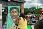Atlanta residents gather at site where Rayshard Brooks was killed