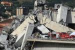The old Morandi bridge had been riddled with structural problems for decades and its collapse threw the spotlight on Italy's creaking infrastructure