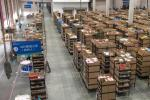 """E-commerce giant Alibaba's robotic logistics network, inaugurated in 2018, with claims of being the China's largest robot intelligent warehouse, has some 1000 robots sorting delivery packages ahead of the annual Singles Day. Singles' Day, also called """"11"""