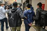 Hong Kong police carried out mass arrests of opposition figures on Wednesday for subversion under the new security law