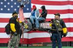 Experts on extremist groups consider armed far-right groups like the Proud Boys a domestic terror threat
