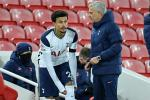 Dele Alli could be on the move this month after limited playing time at Tottenham under Jose Mourinho
