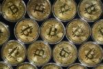 The value of bitcoin has multiplied by 10 in less than a year