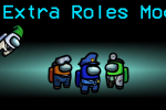 The Extra Roles mod for Among Us introduces four new playable Crewmate roles