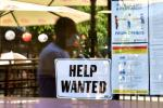 While the US economy is on a strong recovery path, many employers are having trouble filling posts, leading to a rise in wages and in turn inflation