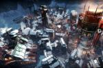 Frostpunk is set in an icy apocalypse where survivors struggle to find resources and keep warm