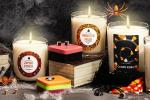 Halloween Scented Candles