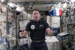 Pesquet said his experience in space made him appreciate Earth's fragility