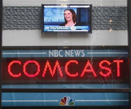 Peacock Propels Comcast's 4Q Earnings