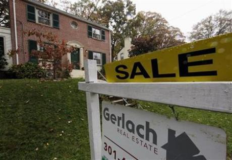 US Pending Home Sales Rise - Better Months Ahead?