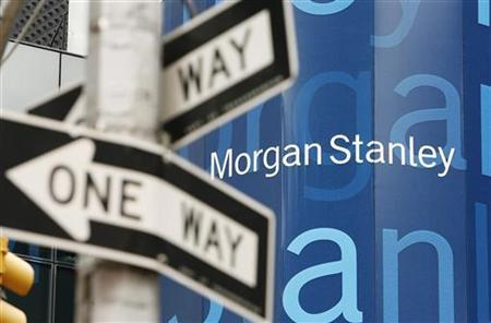 Morgan Stanley Eyes Larger Share Buyback: Report