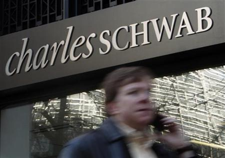 Schwab Clients Traded 20% More In May Than Year Ago