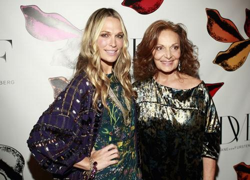 CFDA President Diane von Furstenberg Releases New Health Guidelines for Models