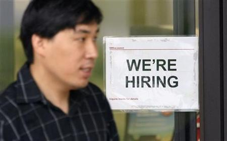 Local US Governments Hiring Again