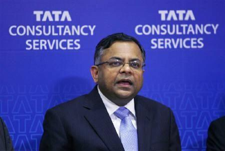 TCS, India's Top IT Exporter Posts Strong Profit, Upbeat Outlook