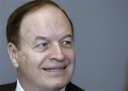 Senator Shelby takes questions at the Reuters Financial Regulation Summit in Washington
