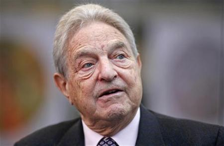 George Soros: Gold No Longer a Safe Haven, But Central Banks Will Support Prices