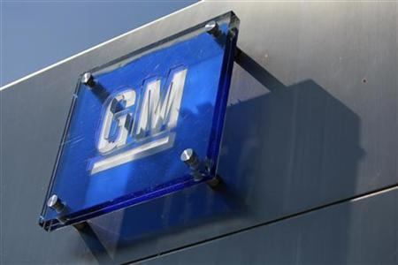 General Motors CEO Says April Sales Will Mirror March