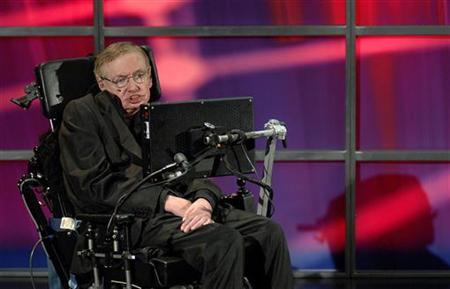 Stephen Hawking Speaks Out In Favor Of Assisted Suicide