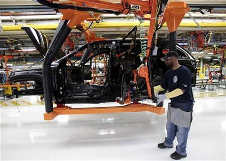 Chrysler Boosts Engine Production In Michigan – With Human Power