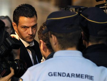 French Rogue Trader Kerviel Sues Societe Generale Bank