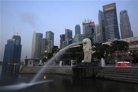 Singapore Could Eclipse Switzerland As Wealth Hub By 2015