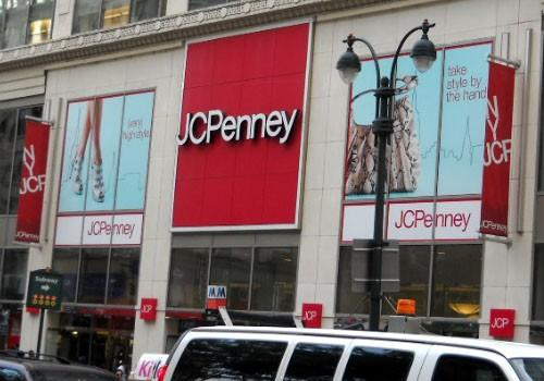 A J.C. Penney store in New York