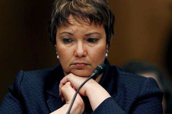 Environmental Protection Agency Adminstrator Lisa Jackson