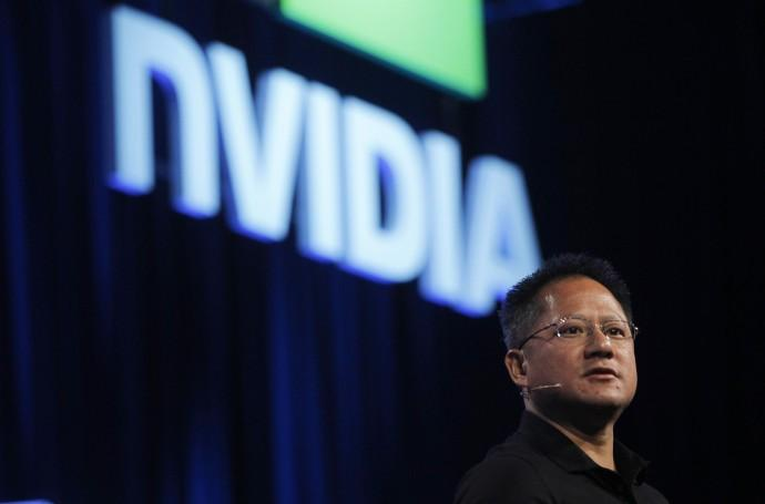 Nvidia President and CEO Jen-Hsun Huang