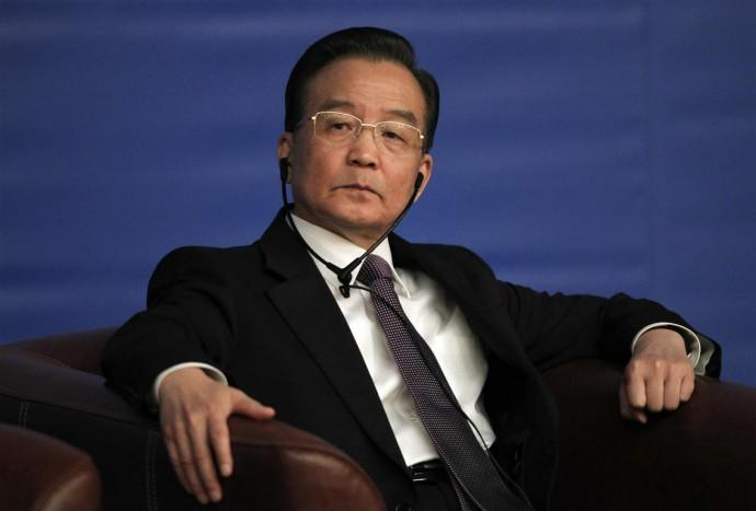 China's Premier Wen Jiabao
