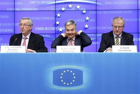 Rehn Calls Out France as Weak Link in Eurozone
