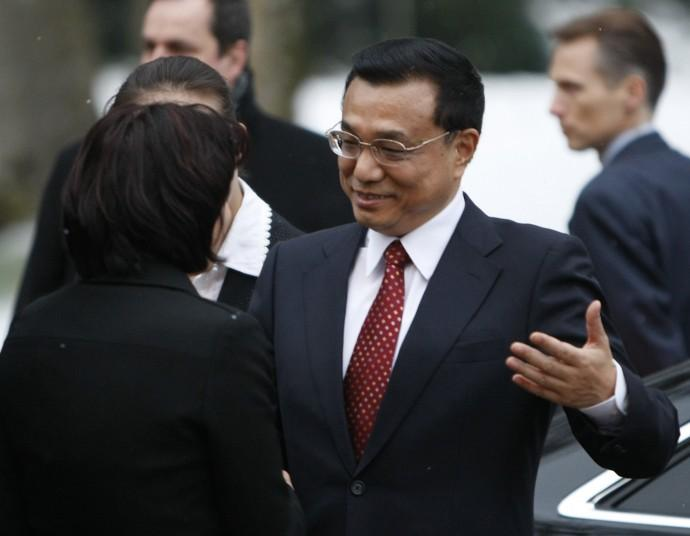 China's Vice  Premier Li Keqiang