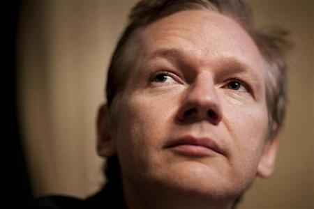 New Press Freedom Site Raising Cash for Assange's WikiLeaks