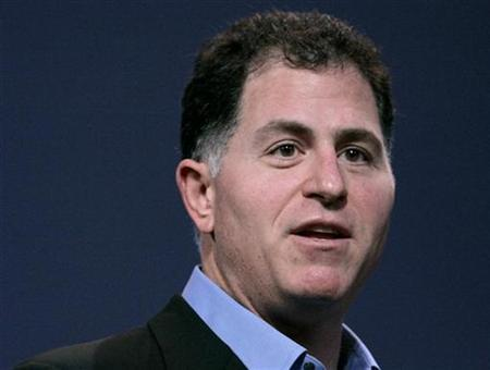 9. Michael Dell ($14-billion)
