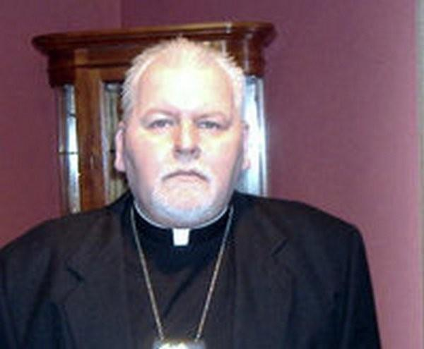 Rev. Stephen Petrovich.