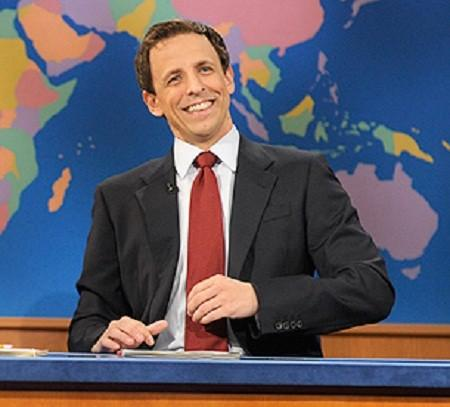 SNL's Seth Meyers To Replace Jimmy Fallon