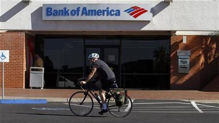 "Bank of America Dodges ""Worst Company in America"" Title"