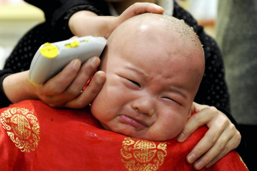 China imposes one-child policy