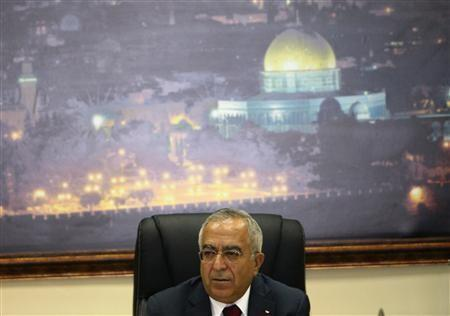 Palestinian PM's Resignation Threatens Peace Process