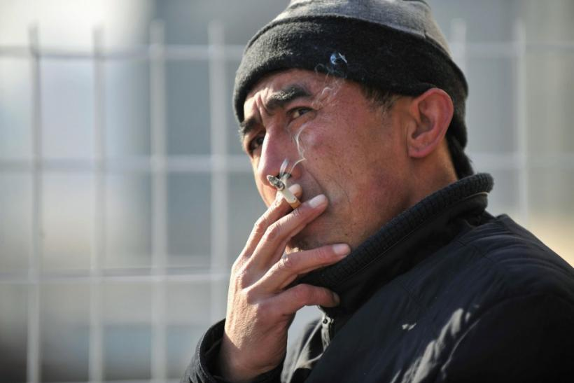 China restricts smoking scenes in films, TV shows.