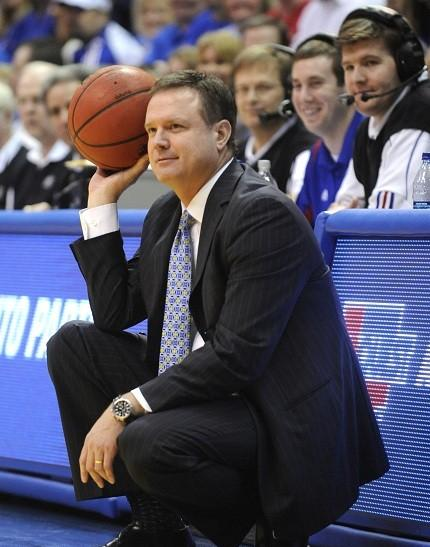"Bill Self is ""disappointed"" in suspended Tyshawn Taylor"