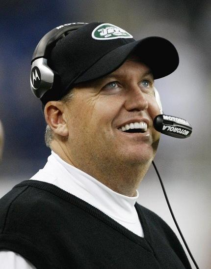 Rex Ryan Assumes Defensive Playcalling Responsibilities For NY Jets