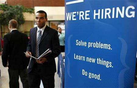 US Jobless Claims Inch Higher