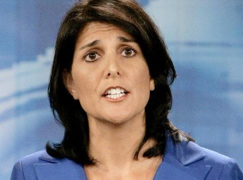 Nikki Get Your Gun: South Carolina Governor Haley A New Paradigm For The Indian-American Woman